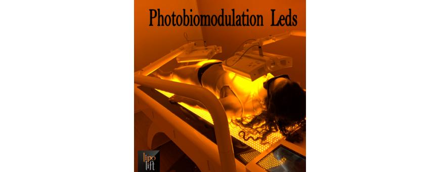 Photobiomodulation leds